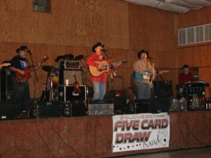 Five Card Draw Band